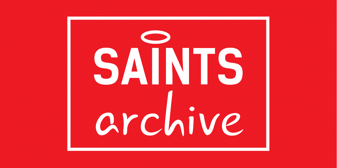 Saints Archive